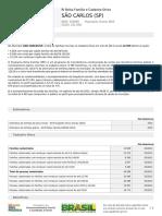 Dados Sao Carlos Mpdf
