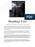 MegaMagic PADS Installation READ ME