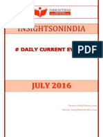 Insights Current Events July 2016 1