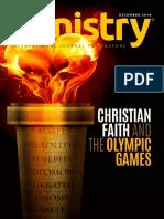 Ministry Magazine December 2016
