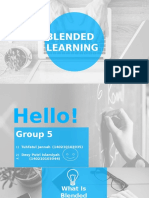 Blended Learning Presentation