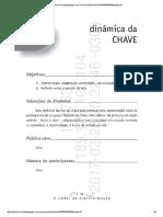 Dinâmica Das Chaves