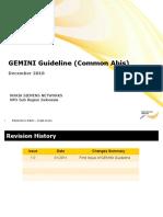 Guideline Common Abis