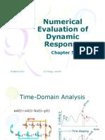 Numerical Methods Dynamic
