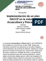 Implem HACCP (Monograf)
