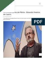 03. Os Involuntários Da Pátria - Eduardo Viveiros de Castro