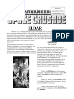 Advanced Space Crusade Eldar Forces