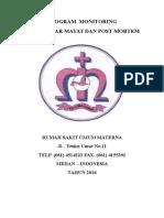 9. Program Monitoring Area Mayat Dan Post Mortem
