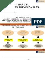 Tema 11. Seguros Previsionales
