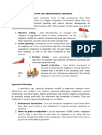 Organizational Behavior and Performance Appraisal 2