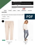 Pantalones y Leggings de Mujer - Compra Online _ H&M ES