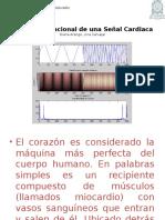 Analisis Vibracional Señal Cardiaca