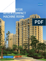 Brochure Kone Elevator e Minispace