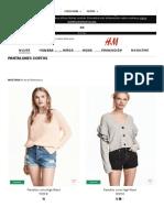 Pantalones Cortos _ H&M ES