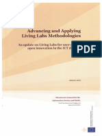 Advancing and Applying Living Labs Methodologies