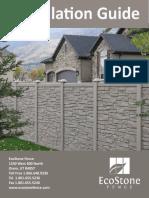 Install Vynyll Wall