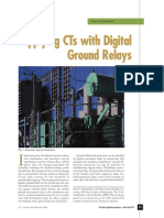 00911192 Applying CTs With Digital Ground Relays