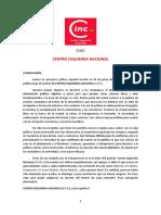 Las Ideas Basicas de Centro Izquierda Nacional 41913446