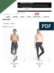 Pantalones Deportivos - Ropa de Deporte Online _ H&M ES