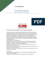 Oferta Empleo Intermediador Sociolaboral
