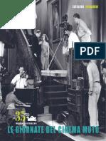Le giornate del cinema muto - Catalogo 2016