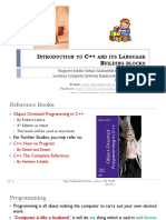 8. Introduction to C++ and Language Building blocks.pdf