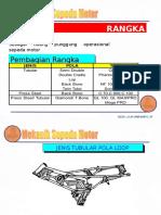 Tipe rangka sepeda motor