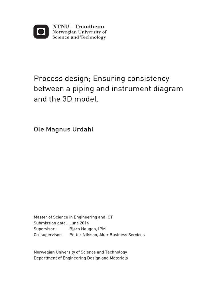 Aveva-PID-Diagram-Process-Design-Ensuring-Consistency-Between-a-Piping- Instrumentation-Diagram-3D-Model-Throiugh-Aveva-PID-Diagram.pdf | Usability  | Xml