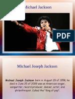 Treball Michael Jackson