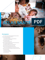 ATLAS Santé de la femme et de l'enfant en République Démocratique du Congo
