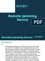 TV Remote Jammer | 555 Timer Projects | Final Year Engineering Projects