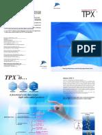 Tpx Brochure