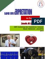Ecg Interpretation is Easy 2015