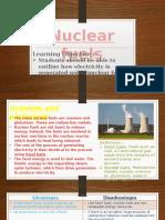 Physics International GCSE Edexcel Nuclear Fuel