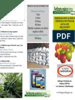 73526639 Programa Fertilizacion Frutales