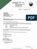 Contoh Surat Mesyuarat Kadet Bomba