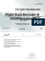 31 Flight Data Recorder & Printing System