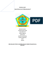 MAKALAH MANUSIA DAN PERADABAN.doc