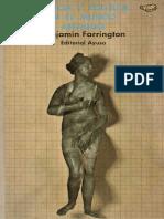Benjamin Farrington Ciencia y Politica en El Mundo Antiguo