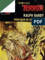 Barby Ralph - Seleccion Terror 348 - Profesor de Espiritismo