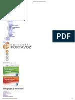 Bosquejos y Sermones _ Editorial Portavoz