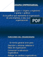 5. Tipos de Organigramas