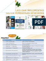 Regulasi Dan Implementasi Sistem Pembiayaan Kesehatan Di Indonesia