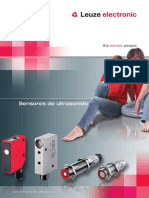detectores ultrasonicos