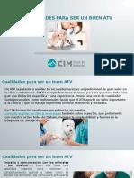 CIM Formación - Cualidades Para Ser Un Buen ATV