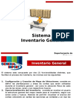 Inventario General online