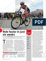 TRI72.Ride Faster in Just Six Weeks