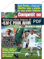 Edition du 14/07/2010