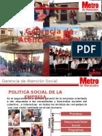 Presentacion Atencion Social 2015