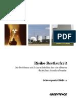 Biblis a Green Peace Studie Restrisiko